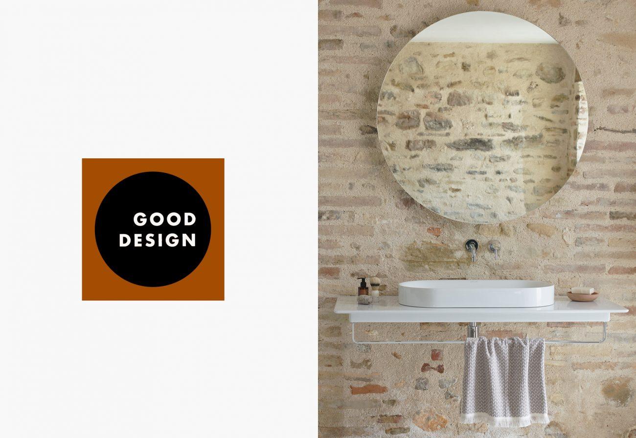 Catalano Horizon® vince il Good Design Award